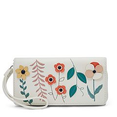 Relic by Fossil Becca RFID-Blocking Checkbook Wristlet