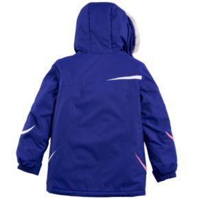 Girls 7-16 ZeroXposur Christine Heavyweight Faux-Fur Trim Systems Jacket
