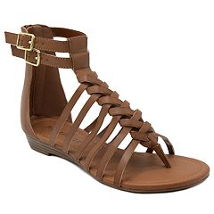 Rampage Santorini Women's Gladiator Sandals