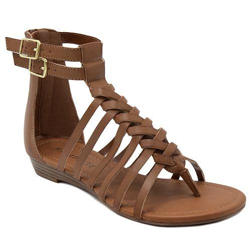 Rampage Santorini Women's Gladiator Sandals