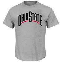 Men's Ohio State Buckeyes Wordmark Tee