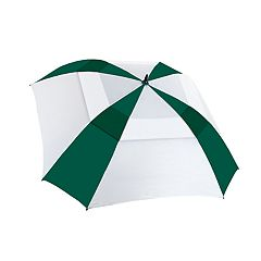 Natico 62' Arc Vented Square Canopy Golf Umbrella