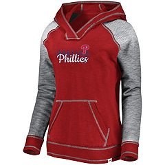 Women's Majestic Philadelphia Phillies All That Lightweight Hoodie