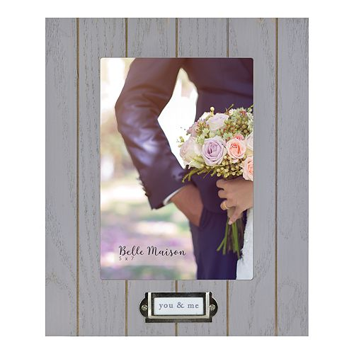 Belle Maison You Me 5 X 7 Frame