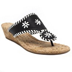 Rampage Scheena Women's Wedge Sandals