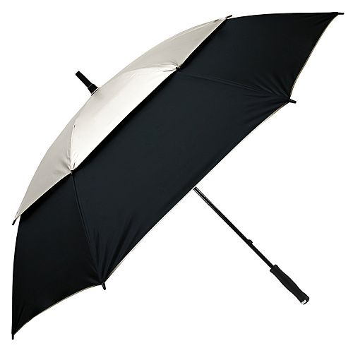 Natico 62-Inch Vented UV Golf & Beach Canopy Umbrella