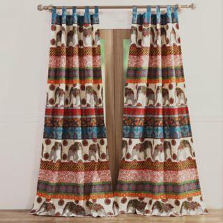 Kandula Desert Window Curtain Set