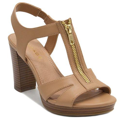 Rampage Preeta Women's High ... Heel Sandals zjxwhDtg