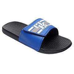 Men's Forever Collectibles Kentucky Wildcats Legacy Slide Sandals