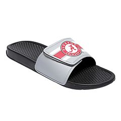Men's Forever Collectibles Alabama Crimson Tide Legacy Slide Sandals