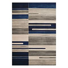 United Weavers Contours Docker Geometric Rug
