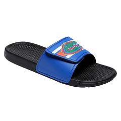 Men's Forever Collectibles Florida Gators Legacy Slide Sandals