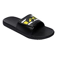 Men's Forever Collectibles Iowa Hawkeyes Legacy Slide Sandals