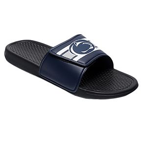 Men's Forever Collectibles ... Penn State Nittany Lions Legacy Slide Sandals discount clearance store good selling for sale big sale sale online fG2WiL5