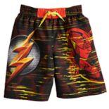 Boys 4-7 Justice League The Flash Swim Trunks