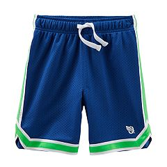 Boys 4-8 OshKosh B'gosh® Mesh Striped Athletic Shorts