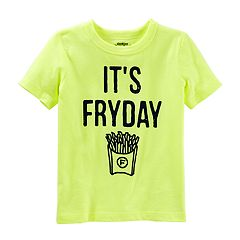 Boys 4-8 OshKosh B'gosh® 'It's Fryday' Graphic Tee