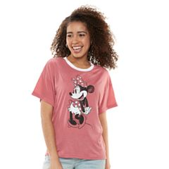Disney's Minnie Mouse Juniors' Vintage Graphic Tee