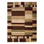 United Weavers Contours Docker Echelon Geometric Rug