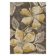 United Weavers Contours Floral Canvas Rug