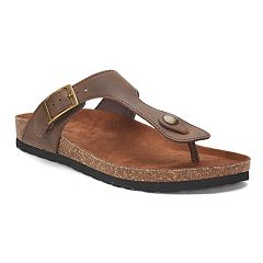 SONOMA Goods for Life™ Blending Women's Footbed Sandals