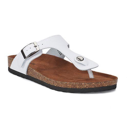 SONOMA Goods for Life™ Blending Women's Footbed Sandals