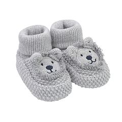 Baby Boy Carter's Lion Crochet Booties