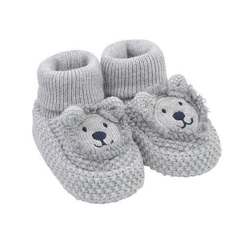 Baby Boy Carter's Lion Crochet Booties
