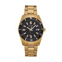 Armitron Men Stainless Steel Watch - 20/5276BKGP