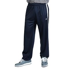 Big & Tall Russell Athletic  Dri-Power Side-Striped Athletic Pants