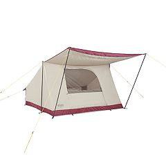 Ballyhoo Buffalo Plaid 4 Person Tent