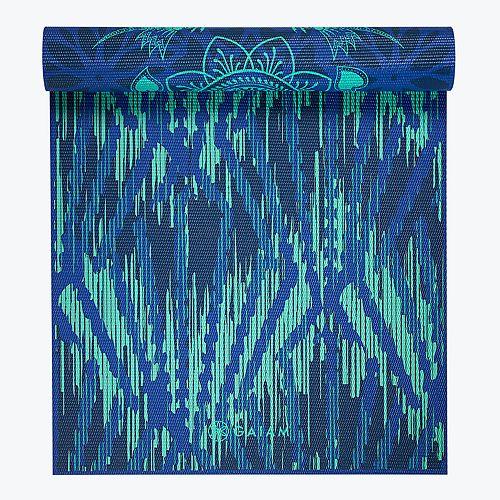 Gaiam Premium Divine Impressions Yoga Mat