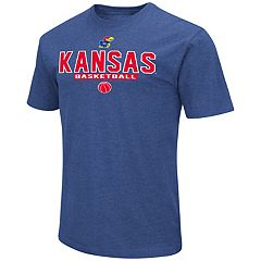 Men's Campus Heritage Kansas Jayhawks Team Color Tee