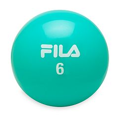 Fila 6 lb. Soft Weighted Toning Ball