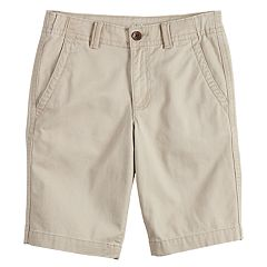 Boys 8-20 Urban Pipeline® Flat-Front Twill Shorts