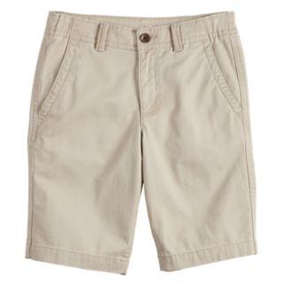Boys 8-20 Urban Pipeline? Flat-Front Twill Shorts
