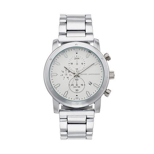 Marc Anthony Men's Blake Dual Time Watch