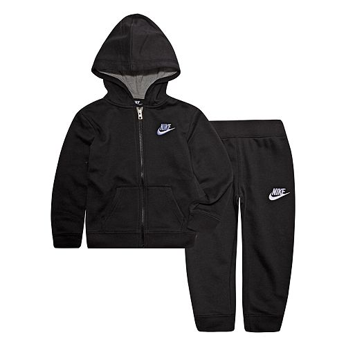 Toddler Boy Nike Zip Hoodie & Jogger Pants Set