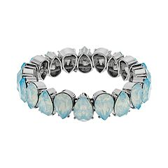 Simply Vera Vera Wang Simulated Opal Stretch Bracelet