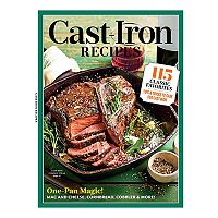 Southern Living Cast-Iron Recipes Cookbook