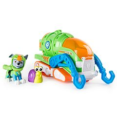 Paw Patrol Rocky's Transforming Sea Patrol Vehicle by Spinmaster