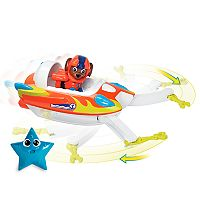 Paw Patrol Zuma's Transforming Sea Patrol Vehicle by Spinmaster