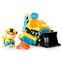 Paw Patrol Rubble's Transforming Sea Patrol Vehicle by Spinmaster