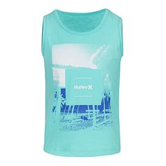 Boys 4-7 Hurley Graphic Muscle Tee
