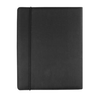 Natico Gray Accent Padfolio Portfolio