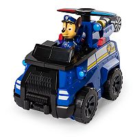 Paw Patrol Flip & Fly Chase 2-in-1 Transforming Vehicle by Spinmaster