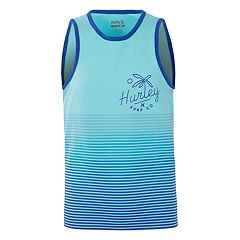 Boys 4-7 Hurley Striped Tank Top