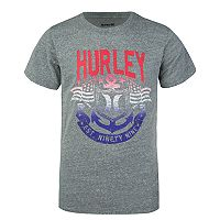 Boys 4-7 Hurley Anchor Patriotic Graphic Tee
