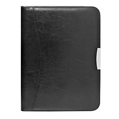 Natico Zippered Padfolio Portfolio