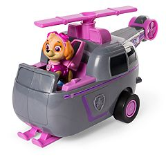 Paw Patrol Flip & Fly Skye 2-in-1 Transforming Vehicle by Spinmaster